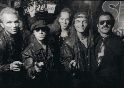 Rockstars Scorpions
